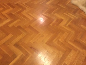 parquet flooring restoration brighton