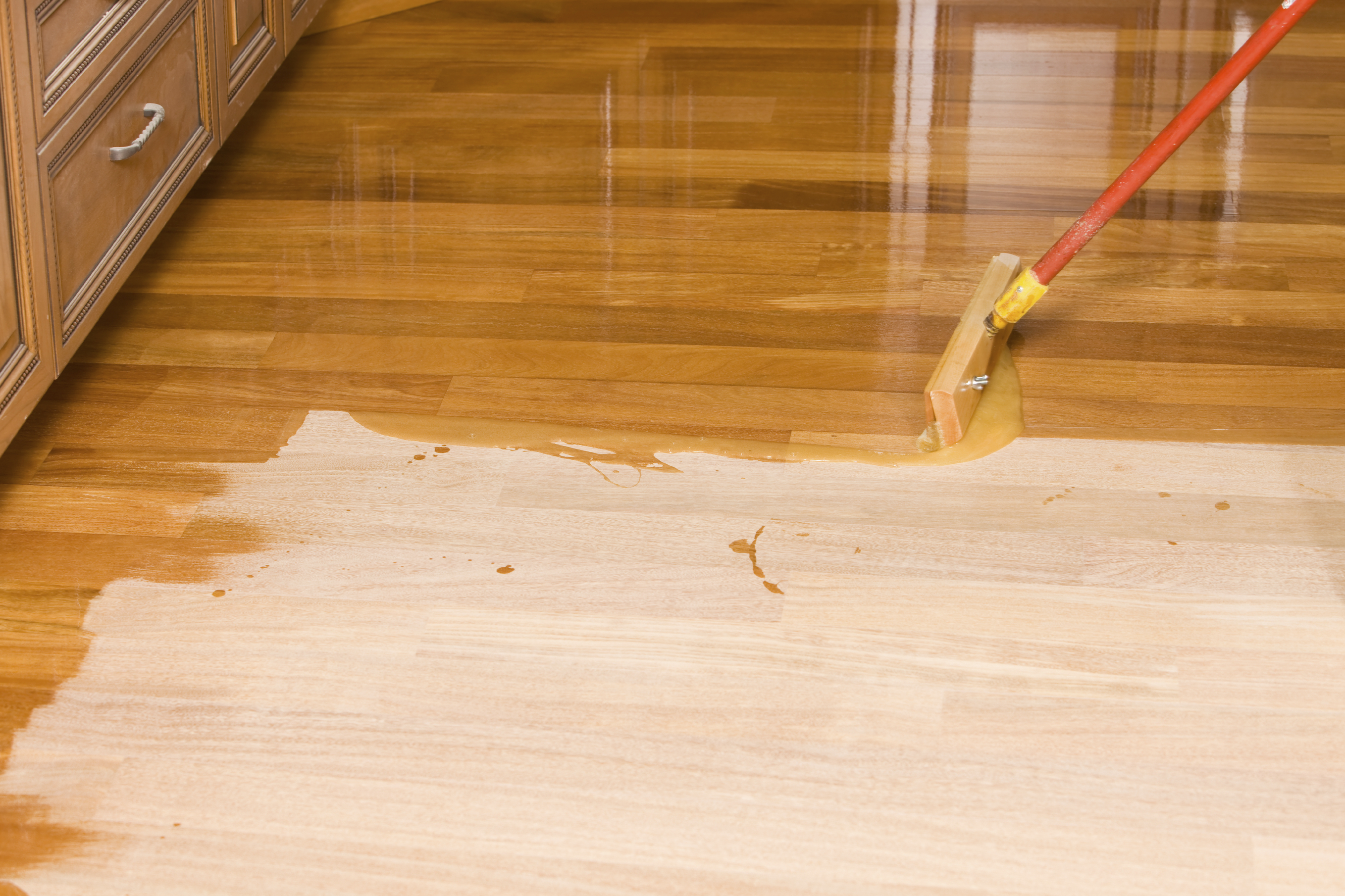 hardwood floor sanding by hand